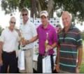 תחרות גולף בסימן עיגול לטובה